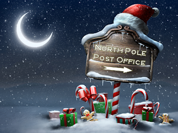 thank you for visiting the north pole post office online we hope to make your connection to santa or anyone at the north pole you need to reach quick and - Christmas Eve Post Office Hours